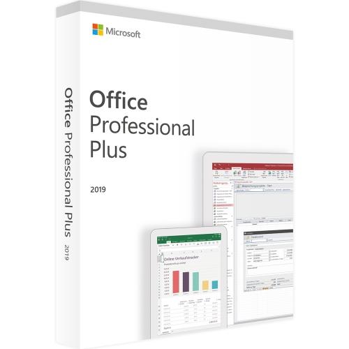 Microsoft Office 2019 Professional Plus 1PC Download Lizenz