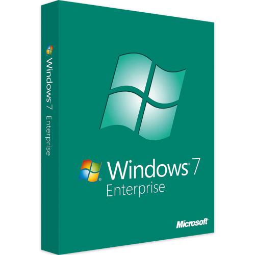 Microsoft Windows 7 Enterprise