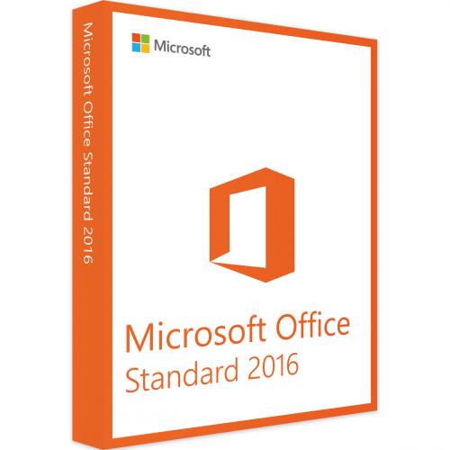 Microsoft Office 2016 Standard 1PC Download Lizenz