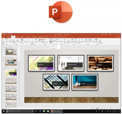 Microsoft Office 2019 Home and Business 1PC Download Lizenz