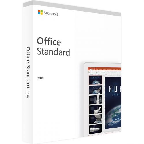 Microsoft Office 2019 Standard 1PC Download Lizenz