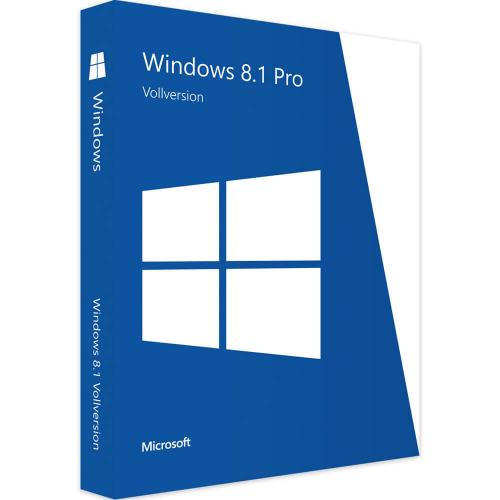 Microsoft Windows 8.1 Professional ESD