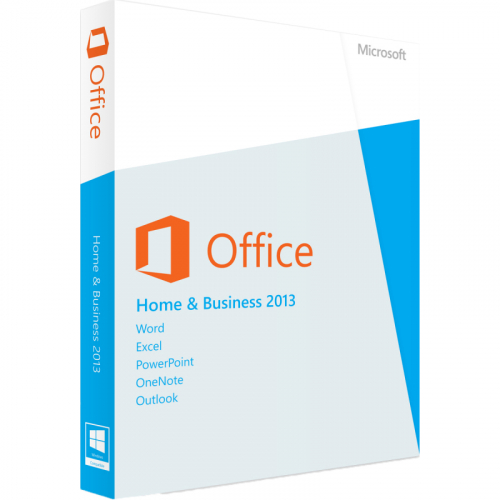 Microsoft Office 2013 Home & Business 1 PC Download Lizenz
